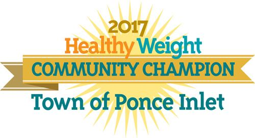 Healthy Weight Community Champion Badge